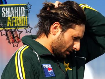 Shahid Afridi pic